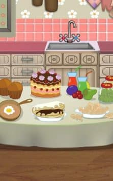 Барбоскины: Готовка Еды для девочек скриншот 1