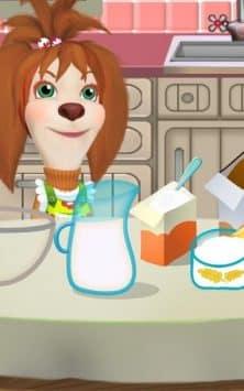 Барбоскины: Готовка Еды для девочек скриншот 2