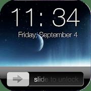 Экран блокировки logo
