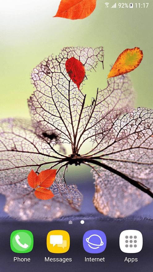 Красивая осень скриншот 3