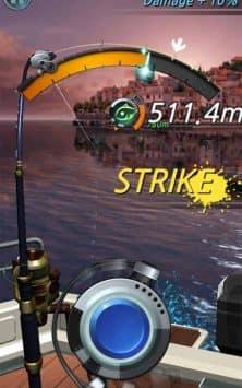 Рыболовный крючок скриншот 1
