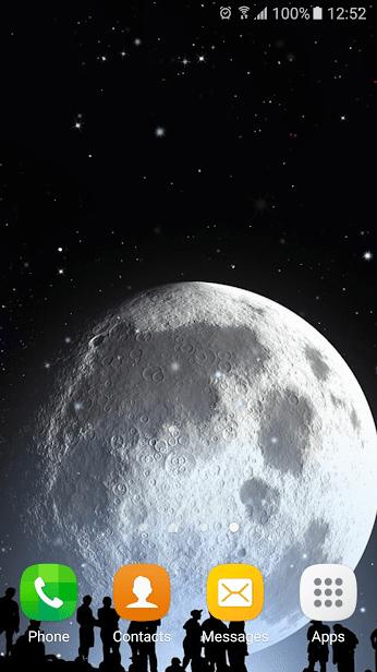 Лунный Cвет скриншот 2