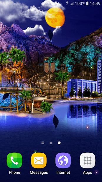 Ночной Город скриншот 1