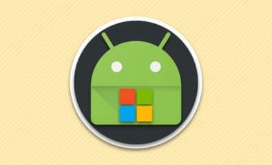 Android программы разработки Microsoft.