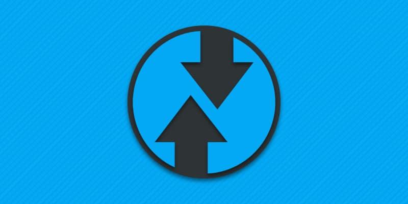 логотип рекавери