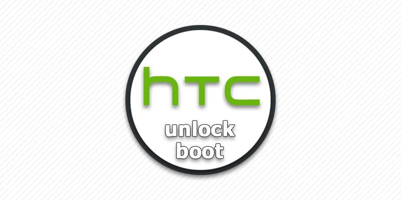 Анлок бута HTC