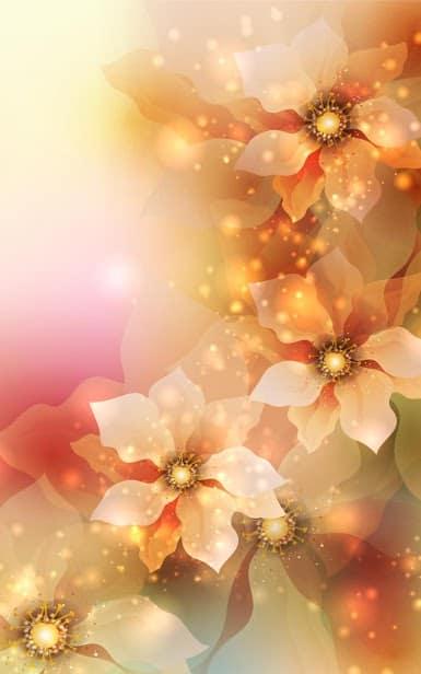Светящиеся Цветы скриншот 2