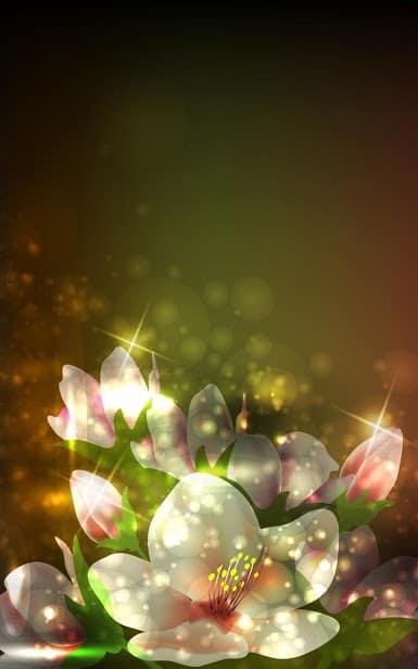 Светящиеся Цветы скриншот 3