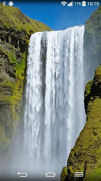 Звуки Водопада скриншот 1