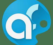 ArtFlow: Paint Draw Sketchbook logo