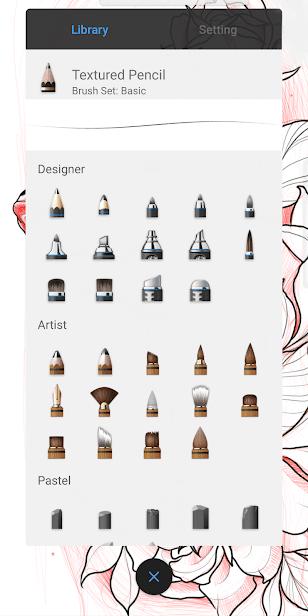 Autodesk SketchBook скриншот 2