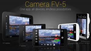 Camera FV 5 Lite