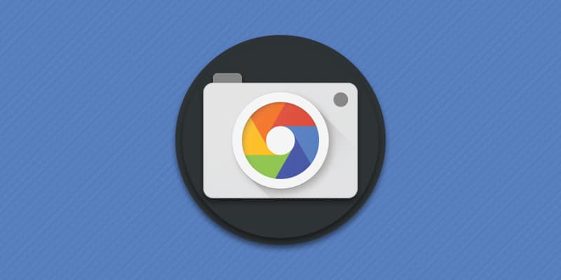 Camera android apps logo