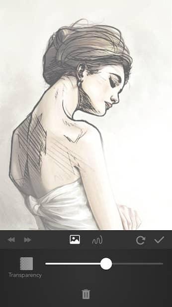 PaperDraw:Paint Draw Sketchbook скриншот 2