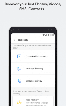 dr.fone - Recovery & Transfer wirelessly & Backup скриншот 2