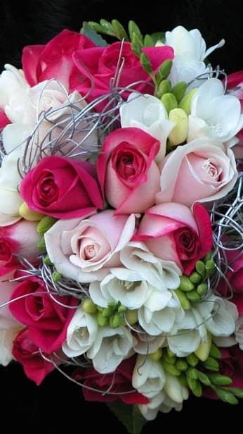 Роза, Цветочная, Цветочный фон: Rosely скриншот 3