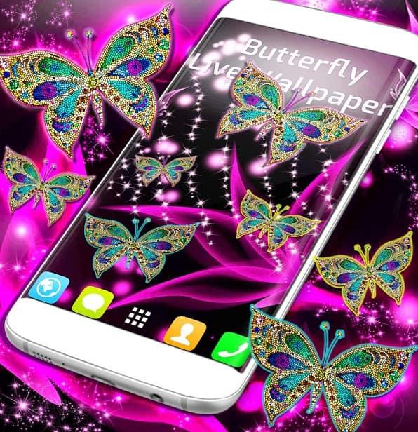 Бабочка скриншот 1
