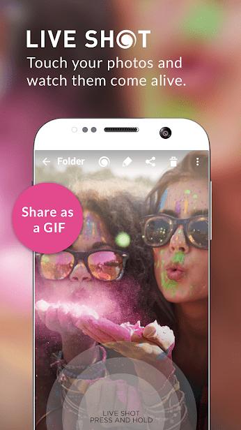 Camera MX – бесплатная фото и видео камера скриншот 2