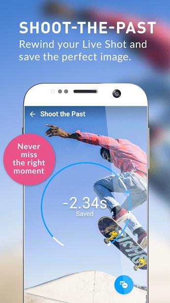 Camera MX – бесплатная фото и видео камера скриншот 3
