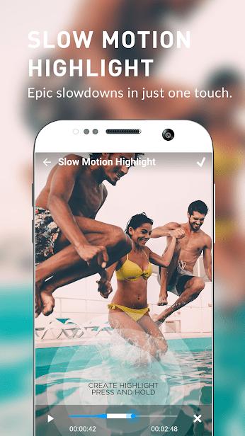 Camera MX – бесплатная фото и видео камера скриншот 4
