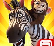 Чудо зоопарк - спаси животных logo