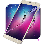 Живые обои для Samsung J7 logo