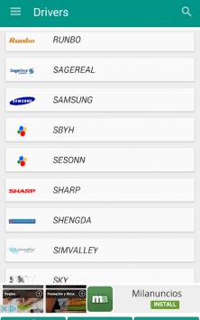 USB Драйверы для Android скриншот 3