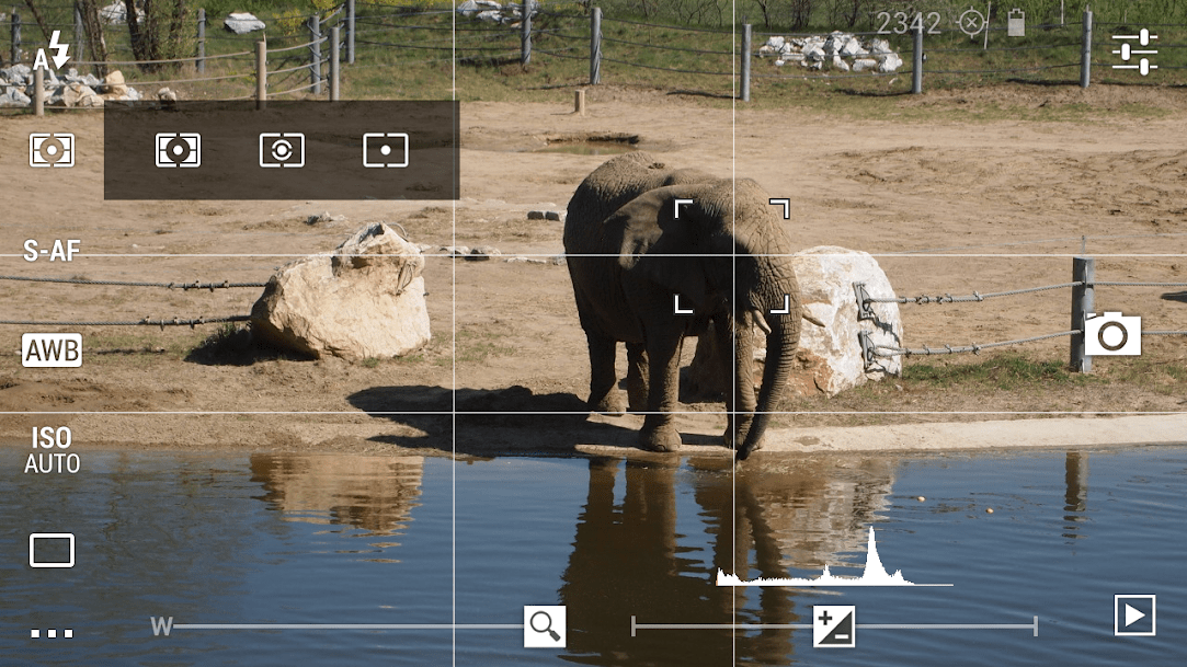 DSLR Camera Pro скриншот 1