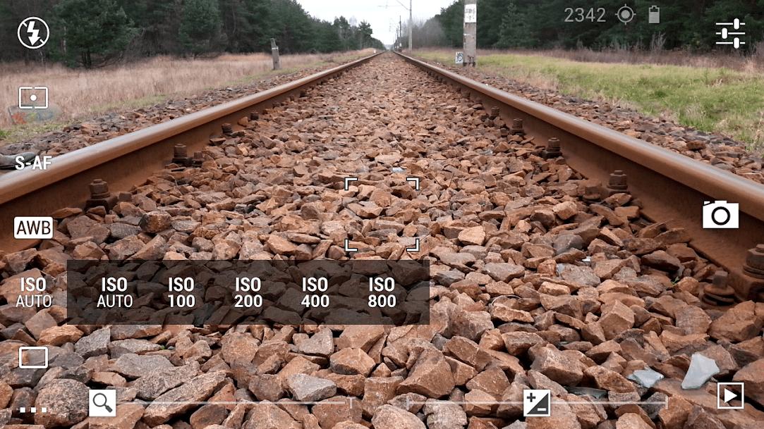 DSLR Camera Pro скриншот 2
