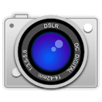 DSLR Camera Pro logo