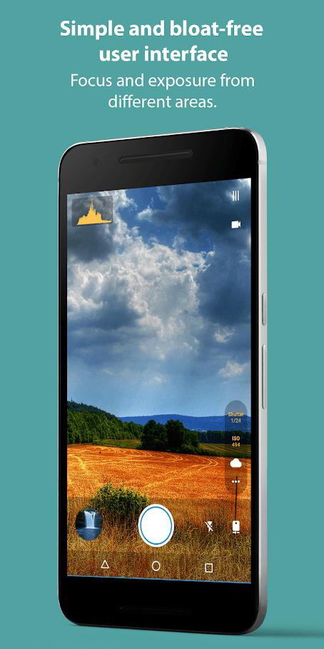footej camera screenshoot 1