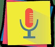 Голосовые заметки logo