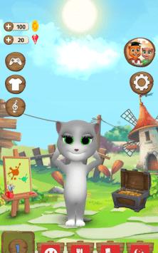Говорящая кошка Лилия 2 скриншот 1