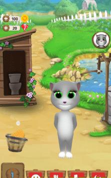 Говорящая кошка Лилия 2 скриншот 2