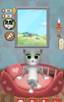 Говорящая кошка Лилия 2 скриншот 3