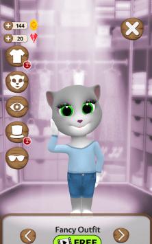 Говорящая кошка Лилия 2 скриншот 4