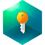 Kaspersky Password Manager & Secure Wallet Keeper logo