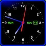 Красивые Аналоговые часы