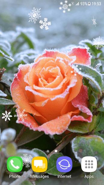 Красивые зимние скриншот 3