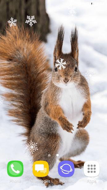 Красивые зимние скриншот 4