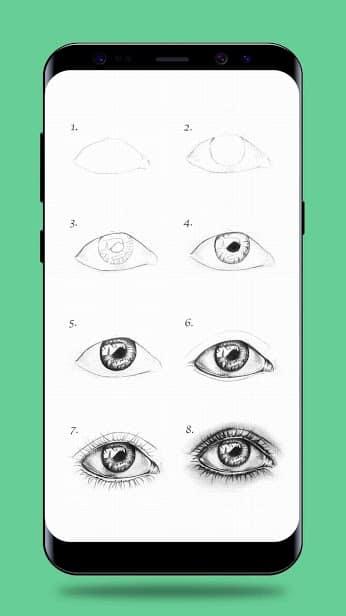 Легкое рисование - 30-дневное обучение рисованию скриншот 1