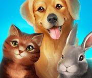 Pet World - приют для животных logo