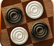 Русские шашки logo