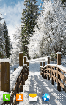 Снегопад скриншот 3
