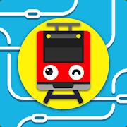 Train Go – симулятор железной дороги logo
