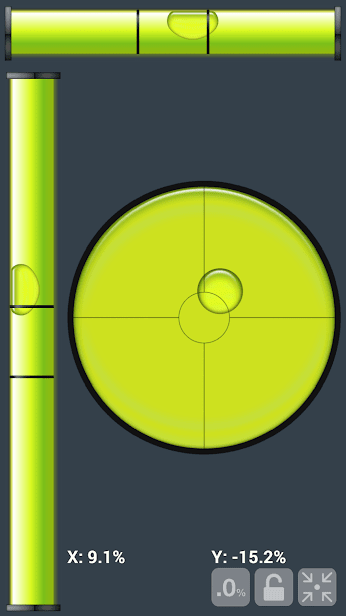 Уровень лазера - нивелирующий инструмент скриншот 2