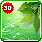 3D Листья logo