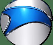 Iron Browser - by SRWare logo