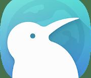 Kiwi Browser - Fast & Quiet logo