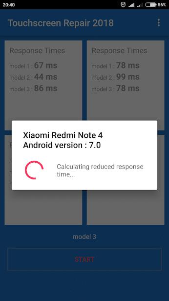 Touchscreen Repair 2018 скриншот 2